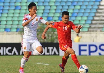 Đánh gục U19 Trung Quốc ngay hiệp 1