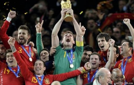 Tây Ban Nha, thế hệ trẻ tiếp bước!