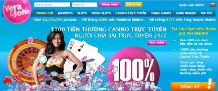 Hai sòng casino trực tuyến được xem là tốt nhất ở Việt Nam hiện nay