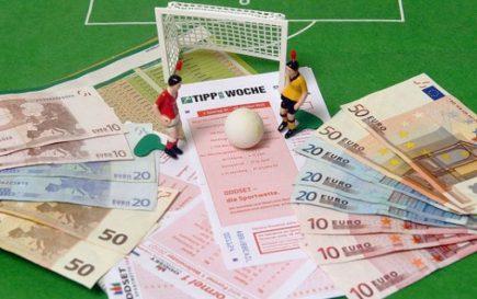 Sự hình thành và phát triển của cá cược bóng đá