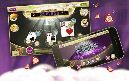 Chơi Blackjack trực tuyến may mắn góp 20% và chiến thuật 80%