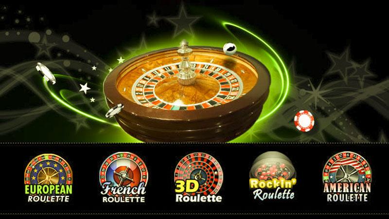 Roulette casino miễn phí
