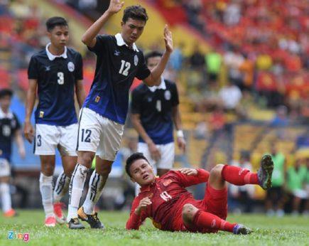 Dòng tiền cá độ bóng đá lạ thường ở trận U22 Việt Nam – Campuchia