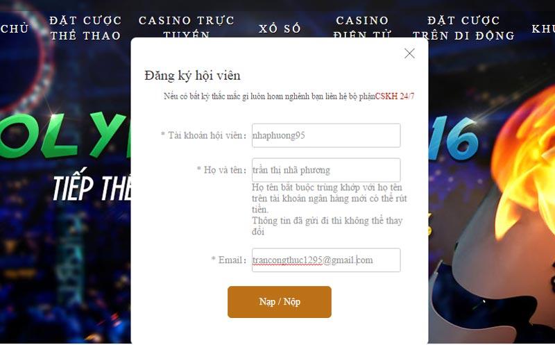 cá cược casino