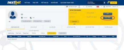 Làm sao để đăng nhập NextBet chi tiết và mới nhất