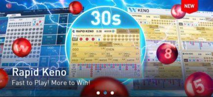 Bạn đã thử chơi Keno tại W88 chưa – chơi là thắng lớn