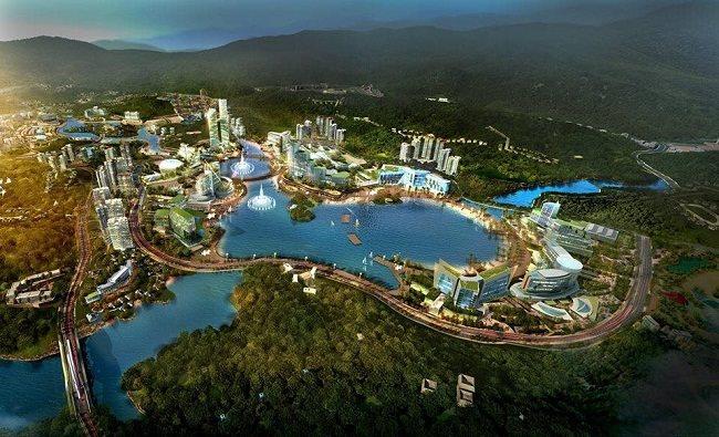 Đại gia sòng bạc Macau tư vấn cho siêu dự án casino Vân Đồn của Sun Group