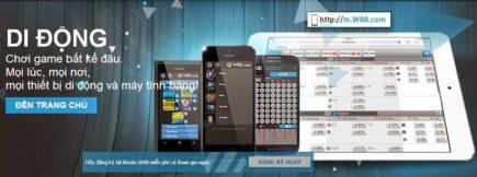 W88 mobile-trải nghiệm mới. Bạn đã thử chưa?