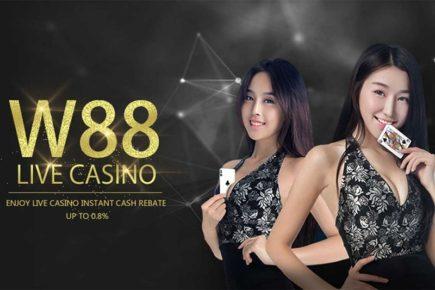 Cách chơi casino W88 online thắng tuyệt đối