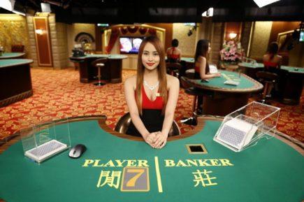 Hướng dẫn chơi bài baccarat tại Vegas casino