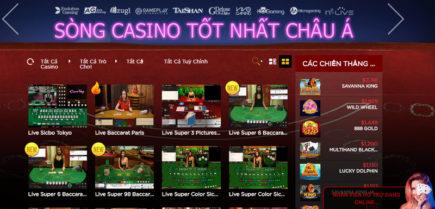 Hướng dẫn đăng nhập vào Live Casino House