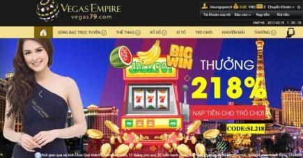 Hướng dẫn đăng nhập vào Vegas Casino