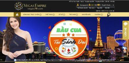 Hướng dẫn nạp tiền vào tài khoản Vegas Casino
