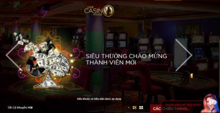 Live casino house bị bắt có phải sự thật không?