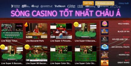 Tìm hiểu thông tin Live Casino House là gì?