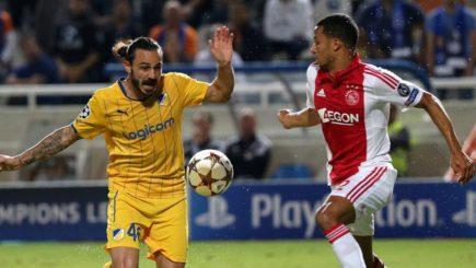 Nhận định kèo nhà cái W88: Tips bóng đá APOEL Nicosia vs Ajax, 02h00 ngày 21/8/2019