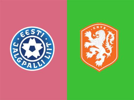 Nhận định kèo nhà cái W88: Tips bóng đá Estonia vs Hà Lan, 01h45 ngày 10/9/2019