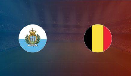 Nhận định kèo nhà cái W88: Tips bóng đá San Marino vs Bỉ, 1h45 ngày 7/9/2019