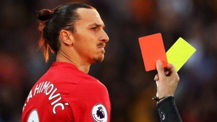 Những trường hợp bị phạt Thẻ vàng, Thẻ đỏ trong bóng đá