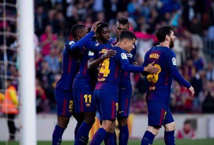 Danh sách cầu thủ Barca mùa giải 2019/20