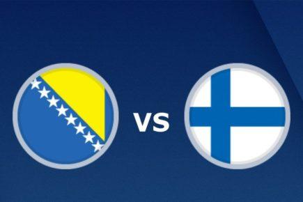 Nhận định kèo nhà cái W88: Tips bóng đá Bosnia vs Phần Lan, 23h00 ngày 12/10/2019