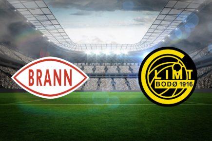 Nhận định kèo nhà cái W88: Tips bóng đá Brann vs Bodo Glimt, 01h00 ngày 29/10/2019