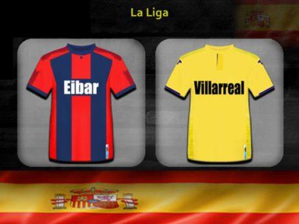 Nhận định kèo nhà cái W88: Tips bóng đá Eibar vs Villarreal, 01h00 ngày 01/11/2019