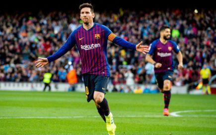 Vượt qua Juninho, Messi đã được bầu là cầu thủ sút phạt hay nhất