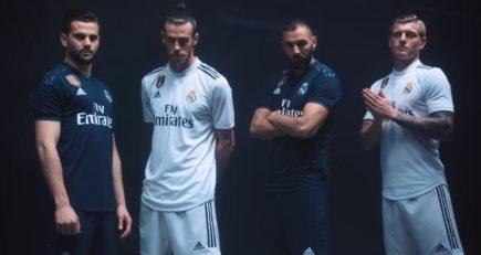 Danh sách cầu thủ của CLB Real Madrid mùa giải 2019/20