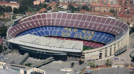 Năm 2023, sân vận động Nou Camp sẽ được nâng cấp lên 105.000 chỗ ngồi