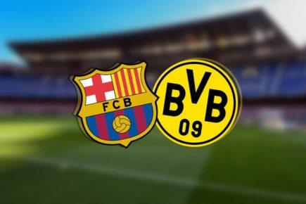 Nhận định kèo nhà cái W88: Tips bóng đá Barcelona vs Dortmund, 03h00 ngày 28/11/2019