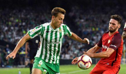 Nhận định kèo nhà cái W88: Tips bóng đá Betis vs Sevilla, 03h00 ngày 11/11/2019