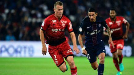 Nhận định kèo nhà cái W88: Tips bóng đá Dijon vs PSG, 02h45 ngày 02/11/2019