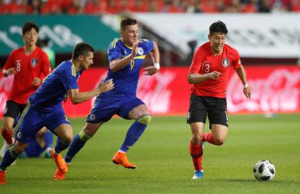 Nhận định kèo nhà cái W88: Tips bóng đá Lebanon vs Hàn Quốc, 20h00 ngày 14/11/2019