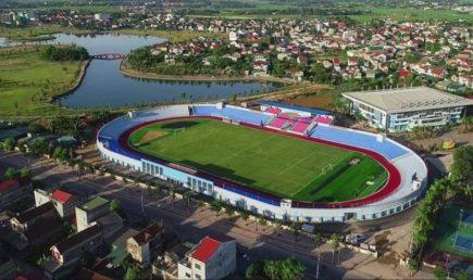 Tổng hợp những SVĐ bóng đá lớn nhất Việt Nam