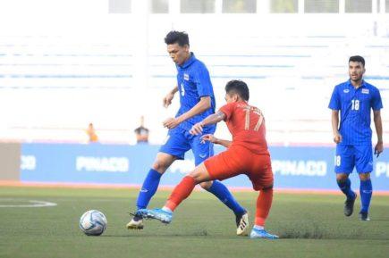 Nhận định kèo nhà cái W88: Tips bóng đá U22 Lào vs U22 Thái Lan, 15h00 ngày 3/12/2019