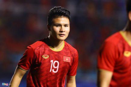Top 5 cầu thủ hay nhất Việt Nam năm 2019