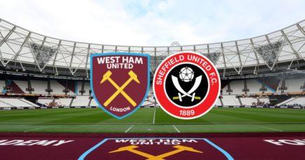 Nhận định kèo nhà cái W88: Tips bóng đá Sheffield Utd vs West Ham, 03h00 ngày 11/01/2020