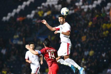 Nhận định kèo nhà cái W88: Tips bóng đá U23 Jordan vs U23 UAE, 20h15 ngày 16/1/2020