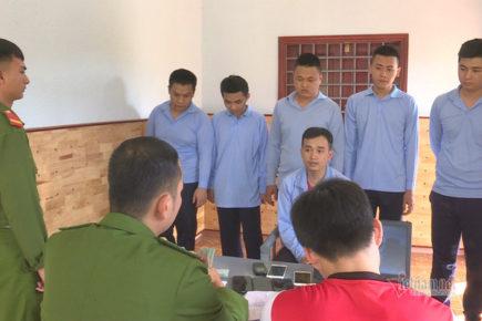 Triệt phá đường dây cá độ bóng đá 10 tỷ đồng/tháng ở Đắk Lắk