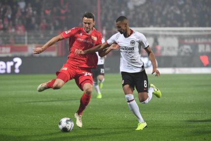 Nhận định kèo nhà cái W88: Tips bóng đá Eintracht Frankfurt vs Union Berlin, 02h30 ngày 25/02/2020