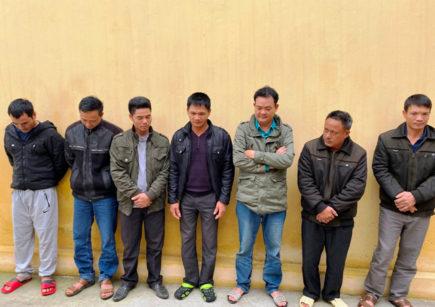 Thanh Hóa bắt giữ 15 đối tượng đánh bạc