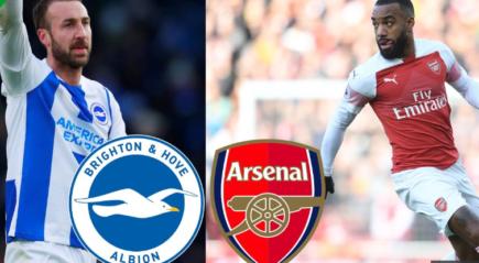 Nhận định kèo nhà cái W88: Tips bóng đá Brighton vs Arsenal, 22h ngày 14/3/2020