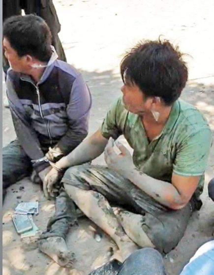 Triệt phá trường gà có quy mô lớn tạ Long An, tạm giữ 26 con bạc