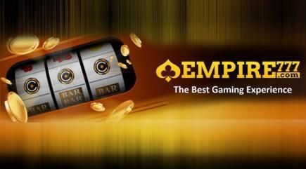 Cùng nhà cái empire777 nhận 100% thưởng chào mừng lên đến 77 USD