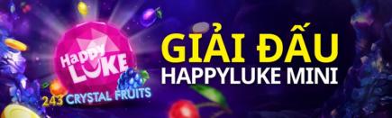 Giải đấu 243 crystal fruits happyluke
