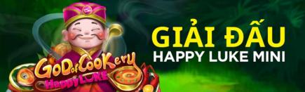 Giải đấu god of cookery happyluke