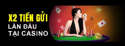 Nhà cái 138bet casino trực tuyến thưởng chào mừng 100% lên đến 3.8 triệu đồng