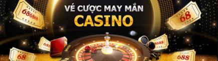 Vé cược may mắn casino tại nhà cái vwin