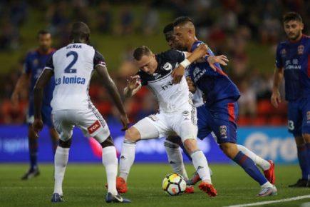 Nhận định kèo nhà cái W88: Tips bóng đá Newcastle Jets vs Melbourne City, 15h30 ngày 23/3/2020